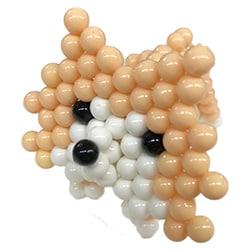 Pomeranian i 3D