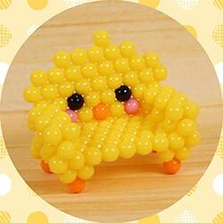 Kycklingsoffa i 3D