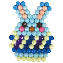 Bunny egg(blue)