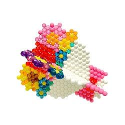 Buquê de flores em 3D