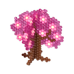 3D Cherry Blossom Tree