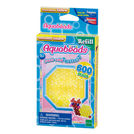 Yellow Jewel Bead Pack