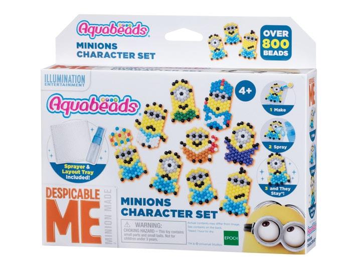 Minions Character Set