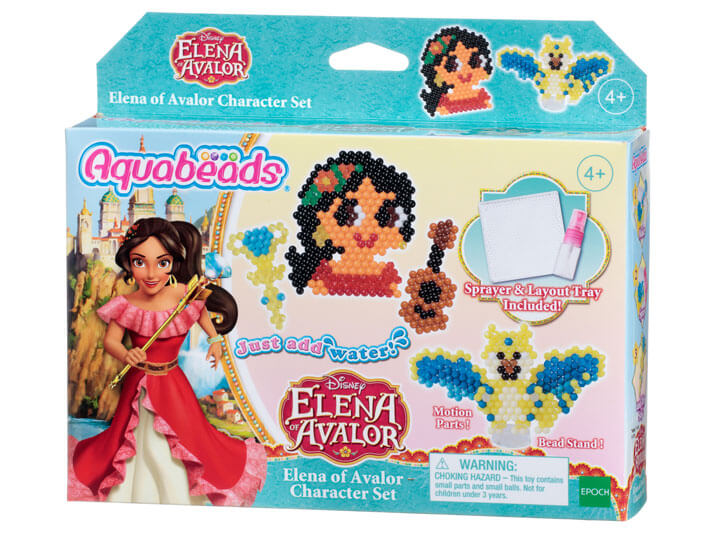 Elena of Avalor Character Set