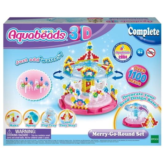 3D Merry-Go-Round Set